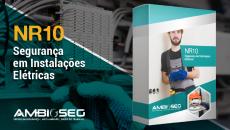 NR-10 - SEGURANÇA EM INSTALAÇÕES ELÉTRICAS - (Formação)