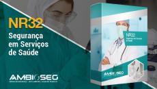 NR 32 - SEGURANÇA E SAÚDE NO TRABALHO - BIOSSEGURANÇA