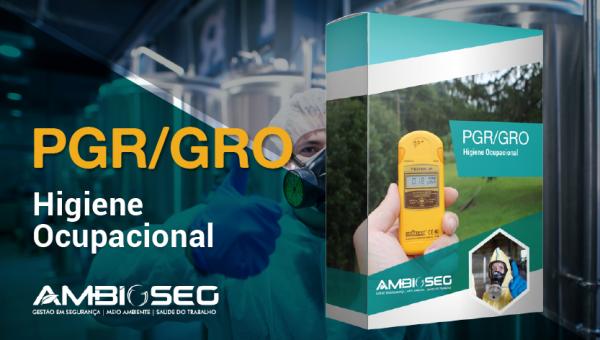 NR 01 - PGR/GRO + Combo de Higiene Ocupacional (Faixa Preta)