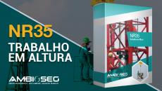 NR-35 - TRABALHO EM ALTURA - 16h